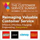 The Customer Service Summit NYC Oct 4-5, 2018
