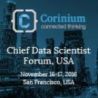 Chief Data Scientist Forum USA 2016