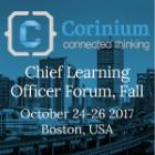 Chief Learning Officer Forum , Fall