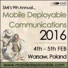 Mobile Deployable Communications 2016: Maximising Your CIS Potential for Enhanced Tactical Communication Capabilities