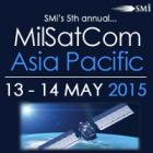 Registration is Now Live for MilSatCom Asia-Pacific 2015 Conference