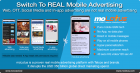 Innovative Real Mobile Advertising via moLotus
