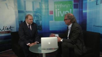 Latest News from CEO of MYCOM OSI at TM Forum Live! 2015