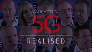 Highlights from 5G Realised Launch Evening