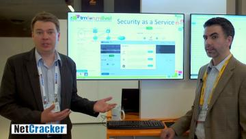 "NetCracker - ""Security Functions in NFV Orchestration"" Catalyst"