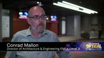 Director of Architecture & Engineering EMEA of Level 3 at Next Generation Optical Networking 2015 in
