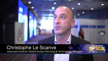 Associate Director of Verizon at Next Generation Optical Networking 2015 in Nice