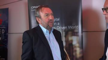 BRENDAN LOGAN, Group VP, Oracle at 5G Realised Summit