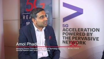 Amol Phadke, MD - Accenture Consulting at 5G Realised Summit
