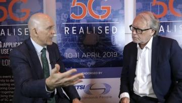 Huawei takes on 5G