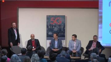 Realising 5G Services with Vodafone UK, Three UK, Telefonica and BT